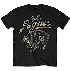 The Pogues Men's Tee: Ace
