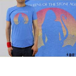 Queens Of The Stone Age Men's Tee: Succubus