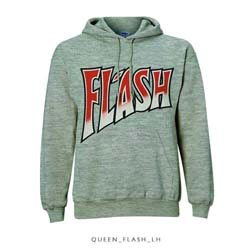 Queen Men's Pullover Hoodie: Flash