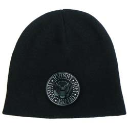 Ramones Men's Beanie Hat: Presidential Seal