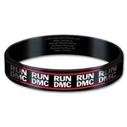 Run DMC Gummy Wristband: Logo