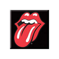The Rolling Stones Fridge Magnet: Classic Tongue (2 inch)