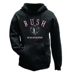 Rush Men's Pullover Hoodie: Department