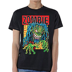 Rob Zombie Men's Tee: Devil Made Me Do It