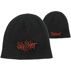 Slipknot Men's Beanie Hat: Logo