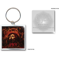 Slayer Standard Key-Chain: Repentless