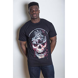 Slayer Men's Tee: Skull Hat