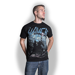 Slayer Men's Tee: Soldier Cross