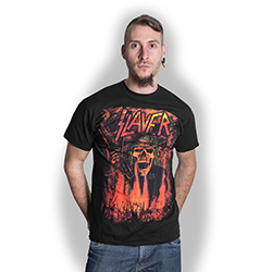Slayer Men's Tee: Wehrmacht