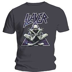 Slayer Men's Tee: Triangle Demon