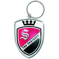 The Sopranos Standard Key-Chain: Crest Logo