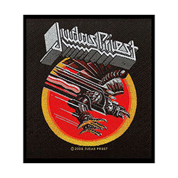 Judas Priest Standard Patch: Screaming For Vengeance