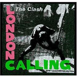 The Clash Standard Patch: London Calling