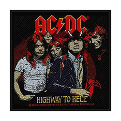 AC/DC Standard Patch: Highway to Hell