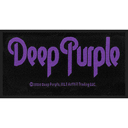 Deep Purple Standard Patch: Logo