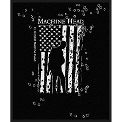Machine Head Standard Patch: War