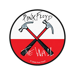 Pink Floyd Standard Patch: Hammers