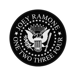 Ramones Standard Patch: Seal