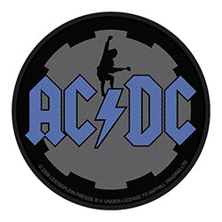 AC/DC Standard Patch: Angus Cog