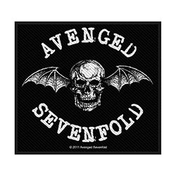 Avenged Sevenfold Standard Patch: Death Bat
