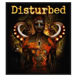 Disturbed Standard Patch: Guarded