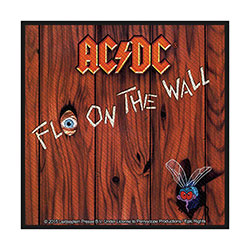 AC/DC Standard Patch: Fly on the Wall