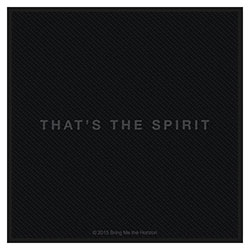 Bring Me The Horizon Standard Patch: That's the Spirit