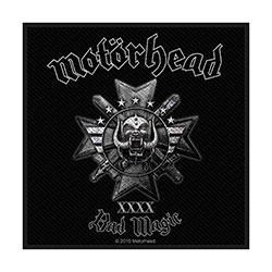 Motorhead Standard Patch: Bad Magic