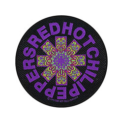 Red Hot Chili Peppers Standard Patch: Totem