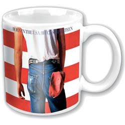 Bruce Springsteen Boxed Standard Mug: Born in the USA