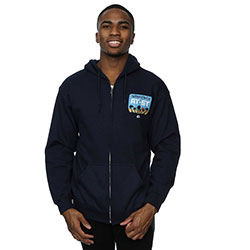 Star Wars Men's Zipped Hoodie: Rogue One AT-ST Death Star