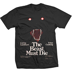 StudioCanal Men's Tee: The Beast Must Die