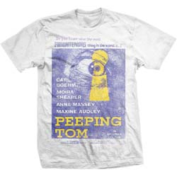 StudioCanal Men's Tee: Peeping Tom