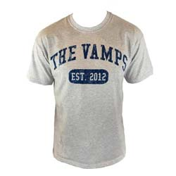 The Vamps Ladies Tee: Team Vamps