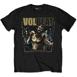 Volbeat Mens Tee: Seal the Deal