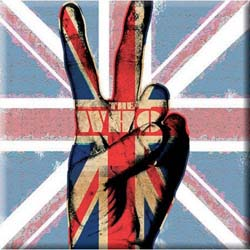 The Who Fridge Magnet: Peace Fingers