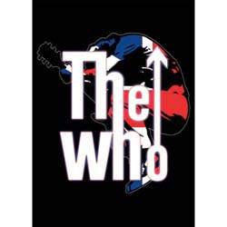 The Who Postcard: Leap (Standard)