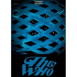 The Who Postcard: Tommy (Standard)