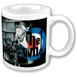 The Who Boxed Standard Mug: On Stage