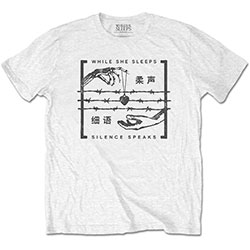 While She Sleeps Men's Tee: Silence Speaks