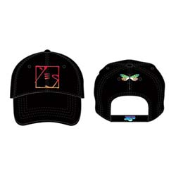 Yes Men's Baseball Cap: Dragonfly