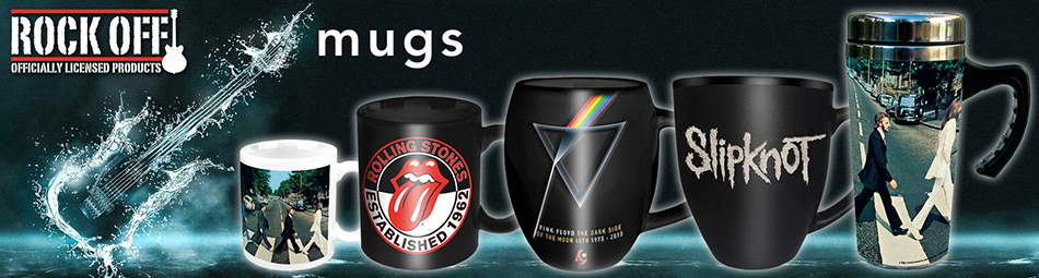 Wholesale Band Mugs and Drinking Items