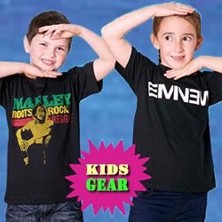 Kids official licensed merchandise