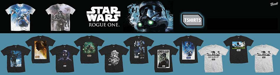 Star Wars Rogue One Merch