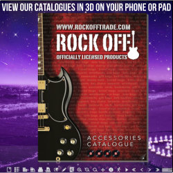 Rock Off Catalogue Wholesale Trade