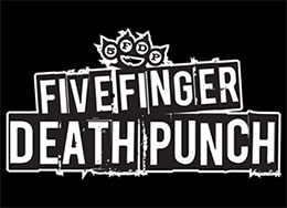 Five Finger Death Punch 5FDP Wholesale Trade Band Merch