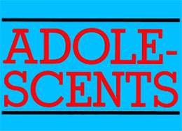 Official Licensed The Adolescents Merchandise