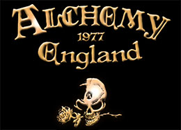 Alchemy England Officially Licensed Merch