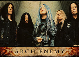 Arch Enemy Band Merch