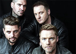Boyzone Officially Licensed Merchandise